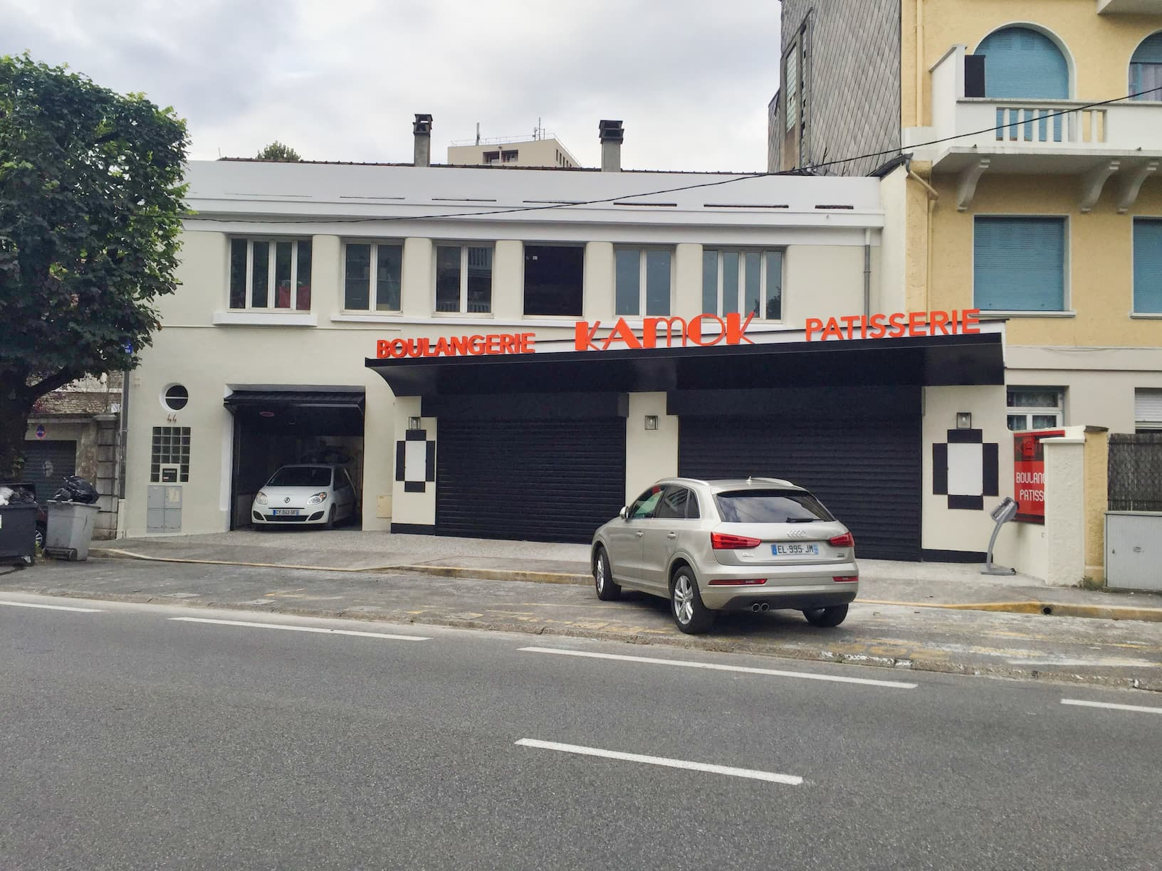 Boulangerie Kamok