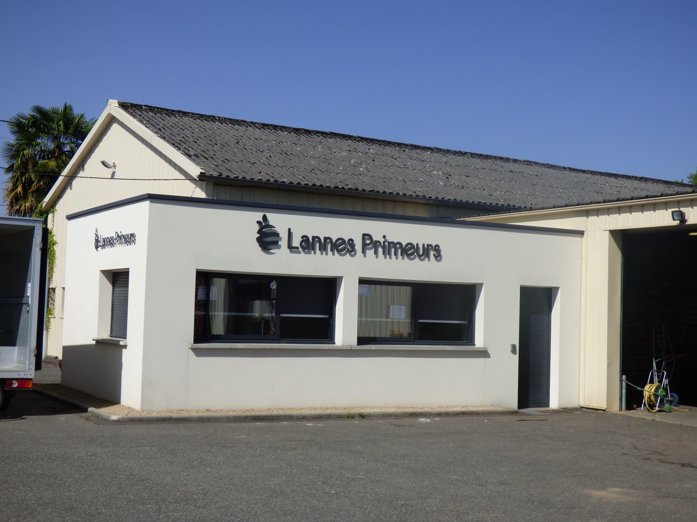 LANNES PRIMEURS