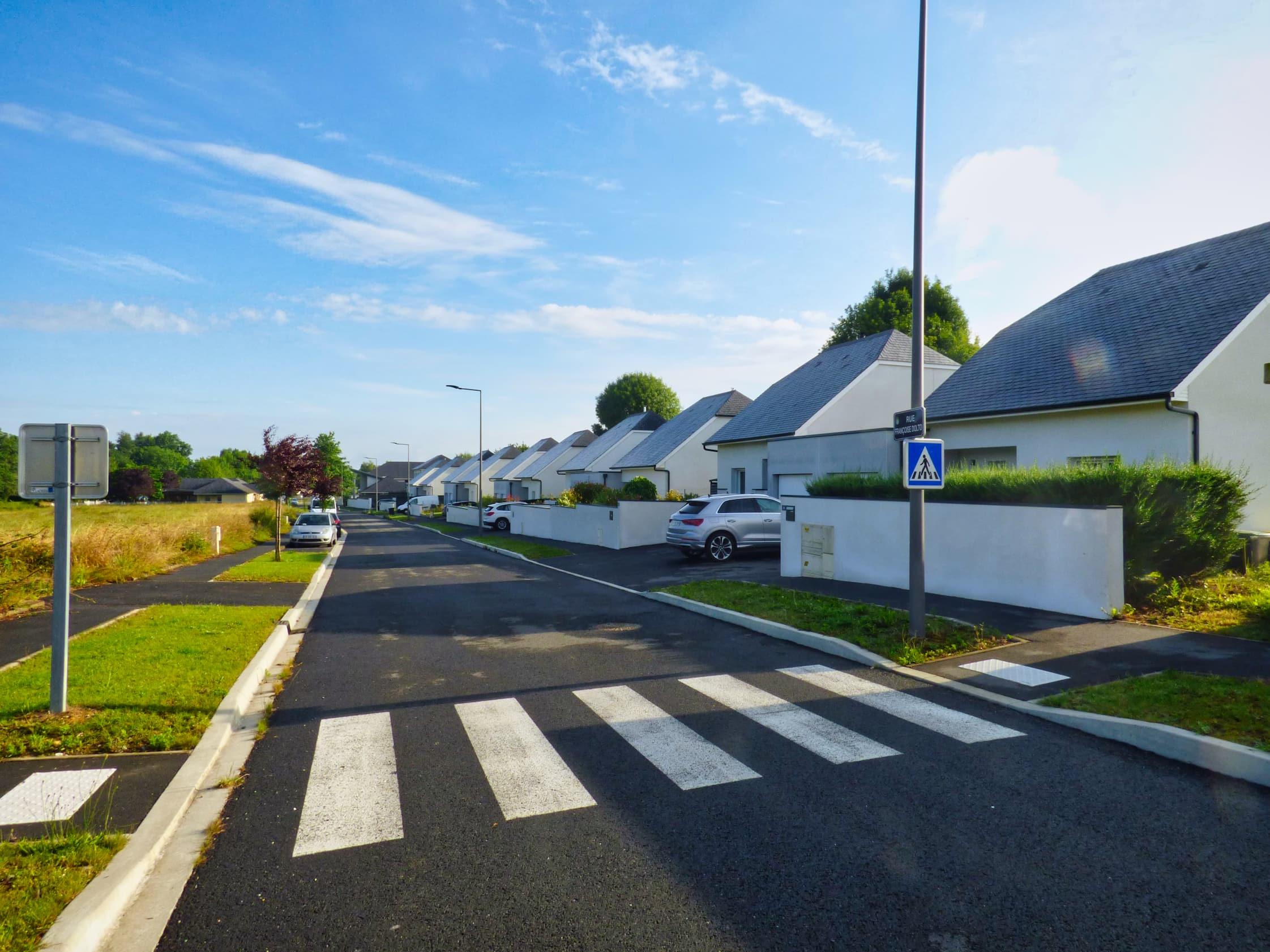 Maisons jumelées morlaas 512